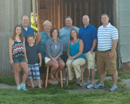Dannelly Family Photo