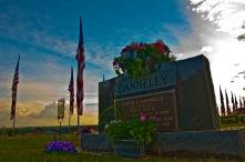 Grandpa Dannelly Memorial Day
