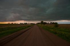 June Storms Columbus, Nebraska