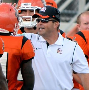 Craig Mullins will be honored this week as Georgetown College plays Lindsey Wilson College. Mullen passed away last May from cancer. (News-Graphic Photo)